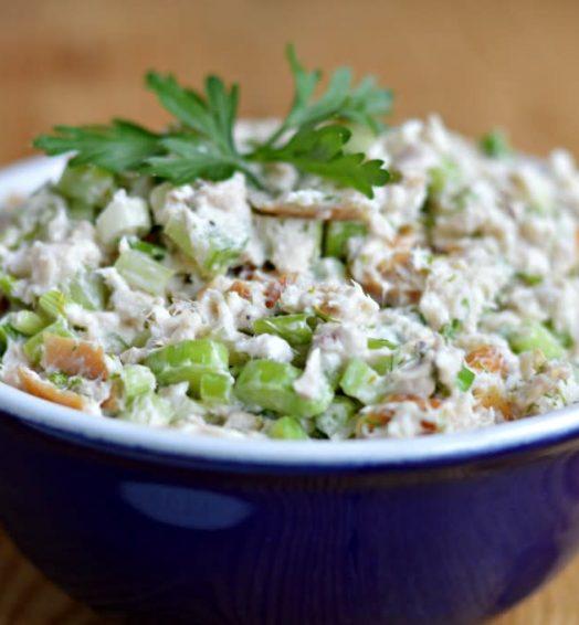 Smoked Whitefish Salad