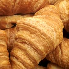 Croissant Toasted w/ Butter
