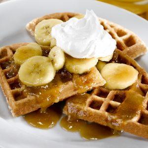 Bananas & Whipped Cream